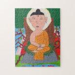 Pequeño rompecabezas de Buda