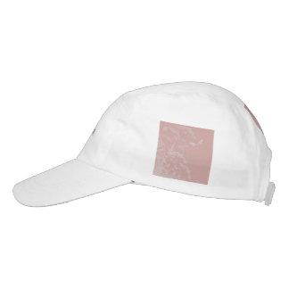 pequeño rosa del idilio (i) gorra de alto rendimiento