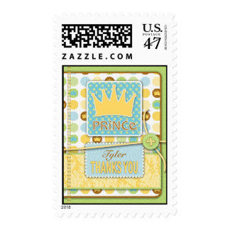 Pequeño sello de príncipe TY