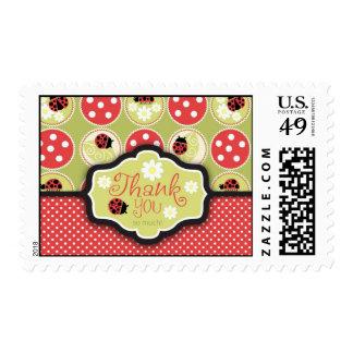 Pequeño sello de señora TY