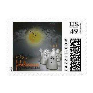 Pequeño sello del feliz Halloween (1ra clase 1oz)