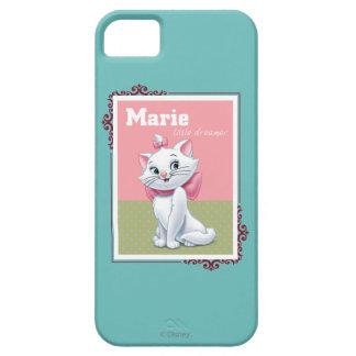 Pequeño soñador de Marie iPhone 5 Funda