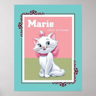 Pequeño soñador de Marie Posters