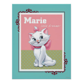 Pequeño soñador de Marie Póster