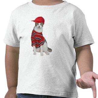 Pequeño Sr. Mischief Camisetas
