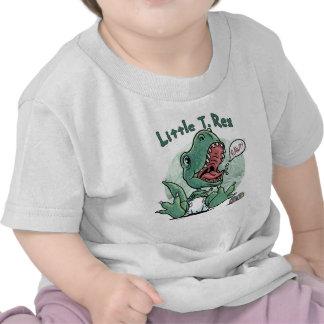 Pequeño T. Rex por los estudios de Mudge Camiseta
