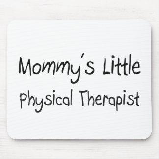 Pequeño terapeuta físico de Mommys Alfombrilla De Ratones