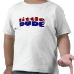 Pequeño tipo camiseta
