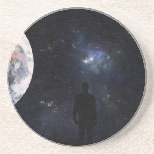pequeño universo 2 posavasos personalizados