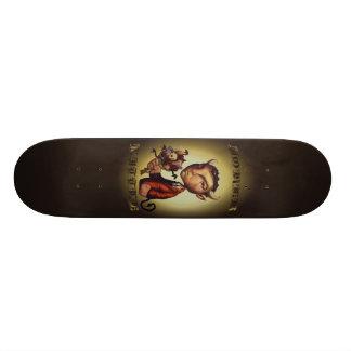 Pequeño uno mismo del comodín skate boards