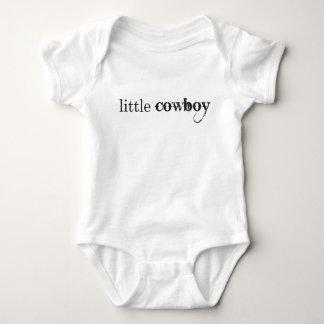 Pequeño vaquero body para bebé