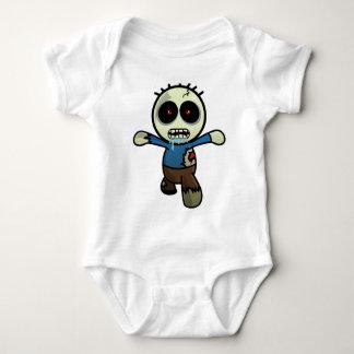 Pequeño zombi lindo del dibujo animado camisas