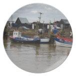 Pequeños barcos de pesca
