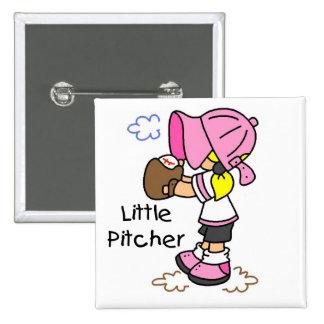 Pequeños camisetas y regalos del béisbol de los pin