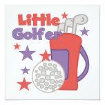 Pequeños camisetas y regalos del golfista comunicado