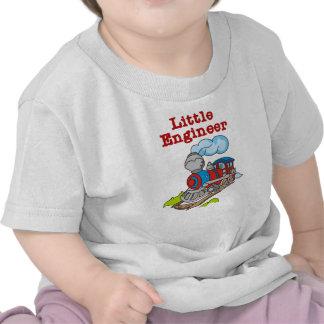 Pequeños camisetas y regalos del ingeniero