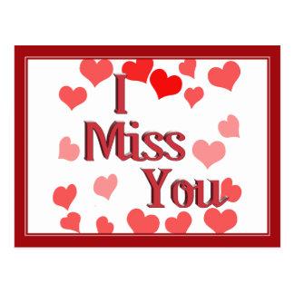 Pequeños corazones - Srta. You de I Postal