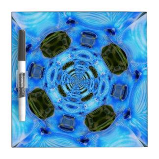 Pequeños extremos del Wormhole secan al tablero Tableros Blancos