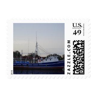 Pequeños hermanos timbres postales