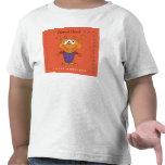 Pequeños monstruos, cabeza del embudo camiseta