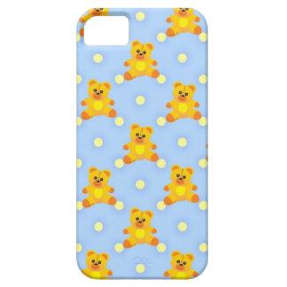 Pequeños osos de peluche lindos funda para iPhone SE/5/5s