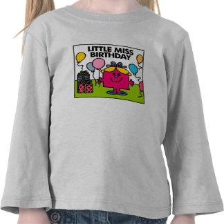 Pequeños presentes y globos de Srta. Birthday el | Camisetas