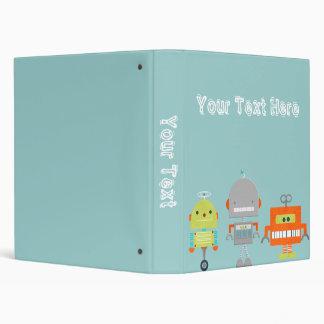 "Pequeños robots carpeta 1"""