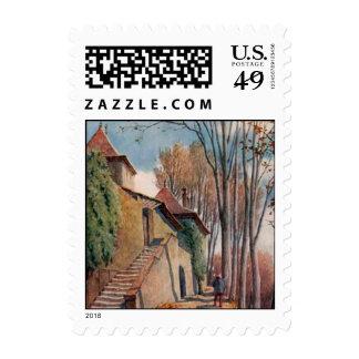 Pequeños sellos de Suiza (5)