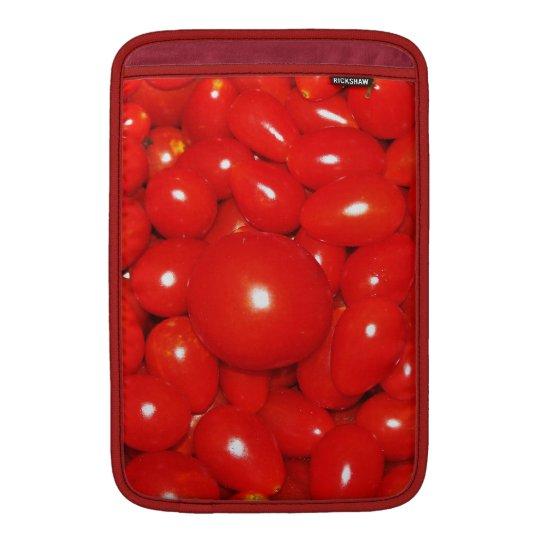 Pequeños tomates funda para MacBookAir