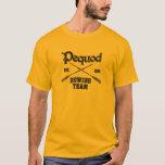 Pequod Rowing Team T-Shirt