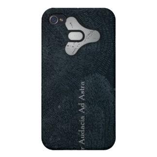 Per Audacia Ad Astra iPhone 4/4S Case