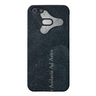 Per Audacia Ad Astra Cover For iPhone 5