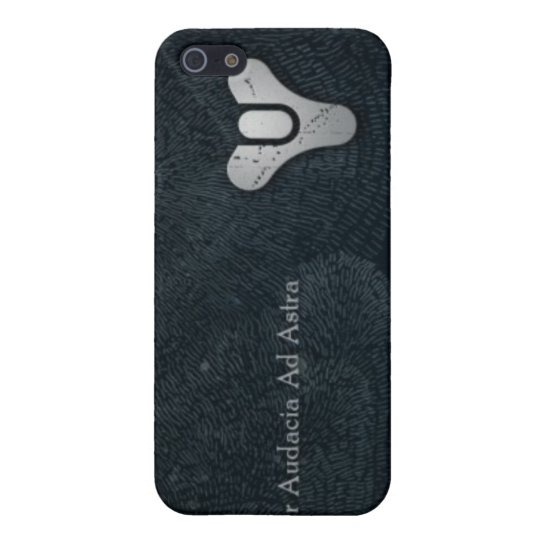 Per Audacia Ad Astra iPhone SE/5/5s Case