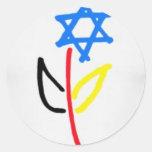 Per Israel Sticker