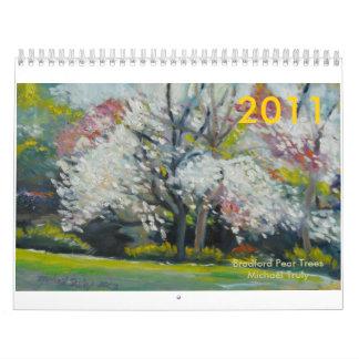 Pera de Bradford, 2011, pera TreesMichael de Calendario