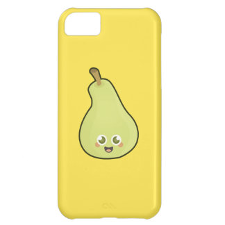 Pera de Kawaii Funda Para iPhone 5C