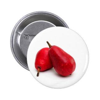Pera roja pin