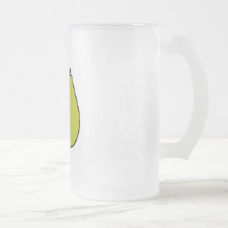 Pera Taza De Cristal