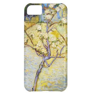 Peral en bella arte de Vincent van Gogh del flor