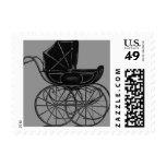 Perambulator Postage Stamps