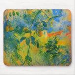 Peras de Berthe Morisot Alfombrilla De Ratón