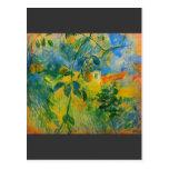 Peras de Berthe Morisot Tarjeta Postal