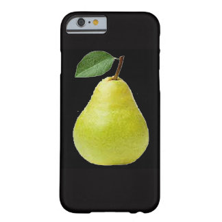 """""""Peras """" Funda Barely There iPhone 6"""