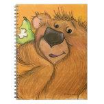 Peras y oso/cuaderno