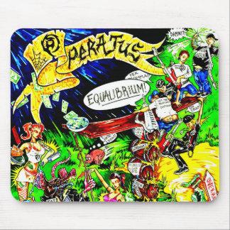 Peratus Album Cover Mouse Pad