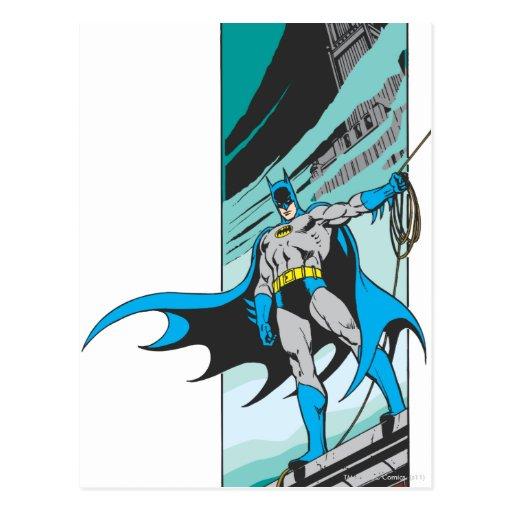 Percas de Batman Postal