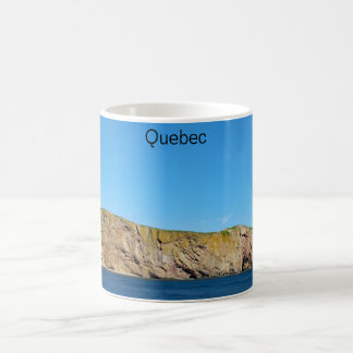 Percé Rock in the Gulf of the St. Lawrence Coffee Mug