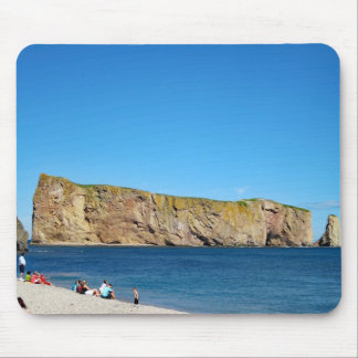 Perce Rock in the Gulf of the St. Lawrence Mouse Pad