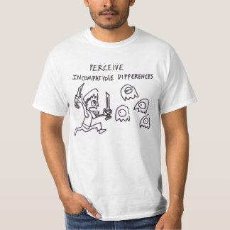 perceive differences T-Shirt