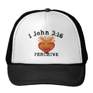 Perceive the Love Trucker Hat